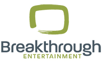 Breakthrough Entertainment website