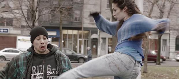 Watch Vive La Canadienne in the NSI Online Short Film Fest
