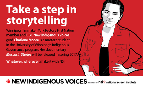About CBC New Indigenous Voices