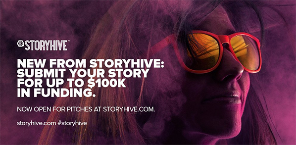 STORYHIVE $100K edition / Link to STORYHIVE