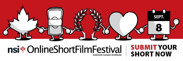 NSI Online Short Film Festival call for films summer 2017 / Link to FilmFreeway