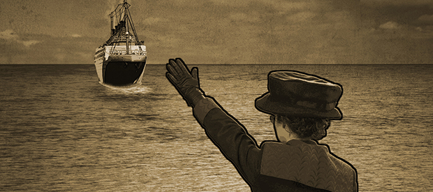 Watch Maud Mary & The Titanic in the NSI Online Short Film Festival