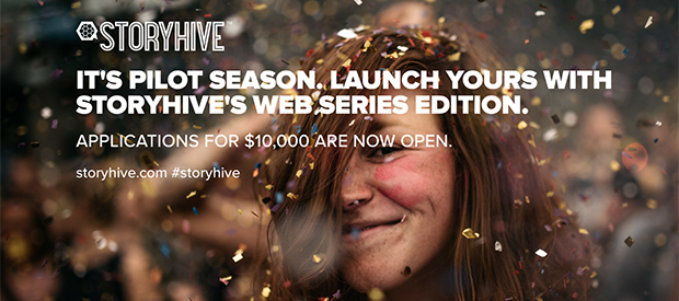 STORYHIVE web series August 2017 / Link to STORYHIVE