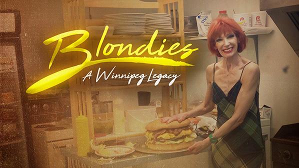 Blondies: A Winnipeg Legacy / Link to Facebook