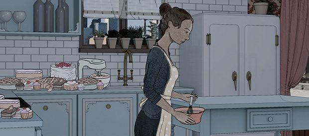 The Bakebook short film