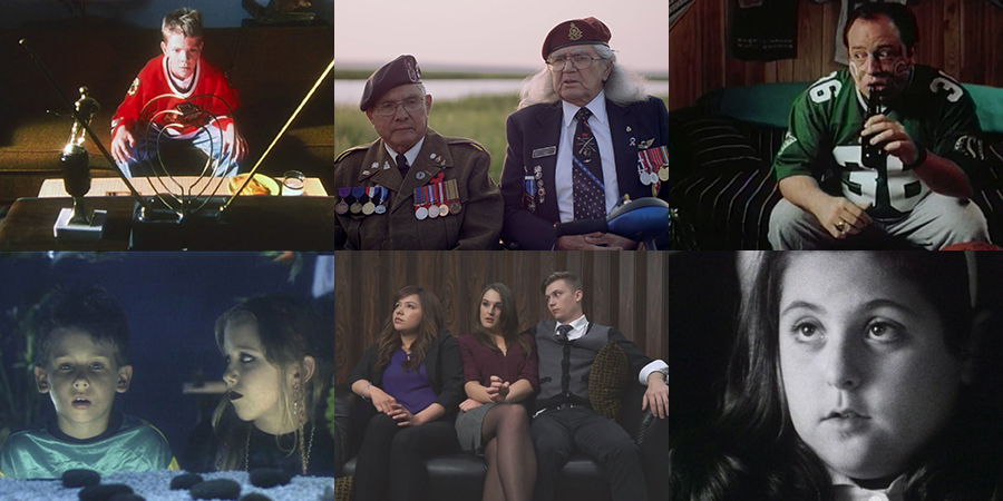 Short films Game Seven, Cree Code Talker, Rider Pride, A Breath Short of Less, Outdigenous, The Rogers' Cable / Link to NSI Films website