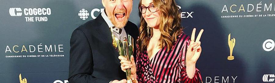 Jeremy-LaLonde-Jordan-Canning-Canadian-Screen-Awards-2019