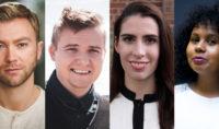James Fanizza, Andrew Dryden Mortimer, Gemma Holdway Muna Deria