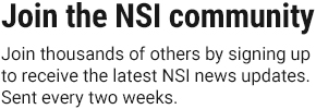 Join the NSI community