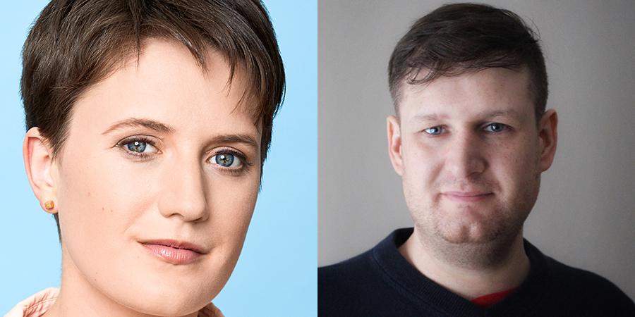 Rachel Cairns and Brandon Laraby