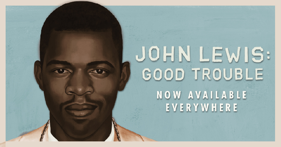 John Lewis Good Trouble / Link to Winnipeg Cinematheque