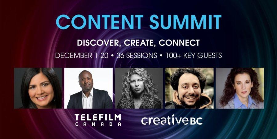 Whistler Film Festival Content Summit