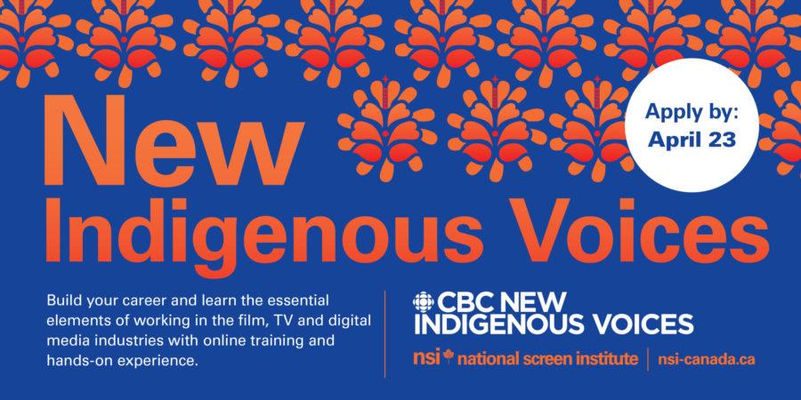 CBC New Indigenous Voices