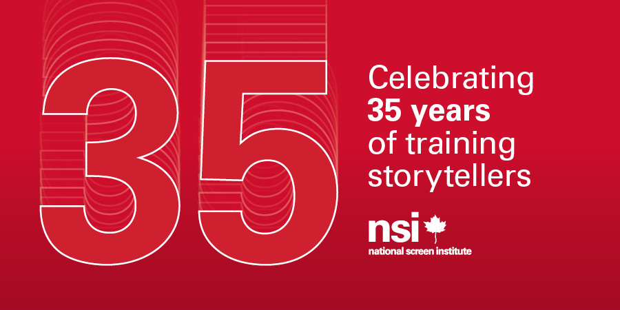 Happy 35th birthday to the National Screen Institute - Canada (NSI)