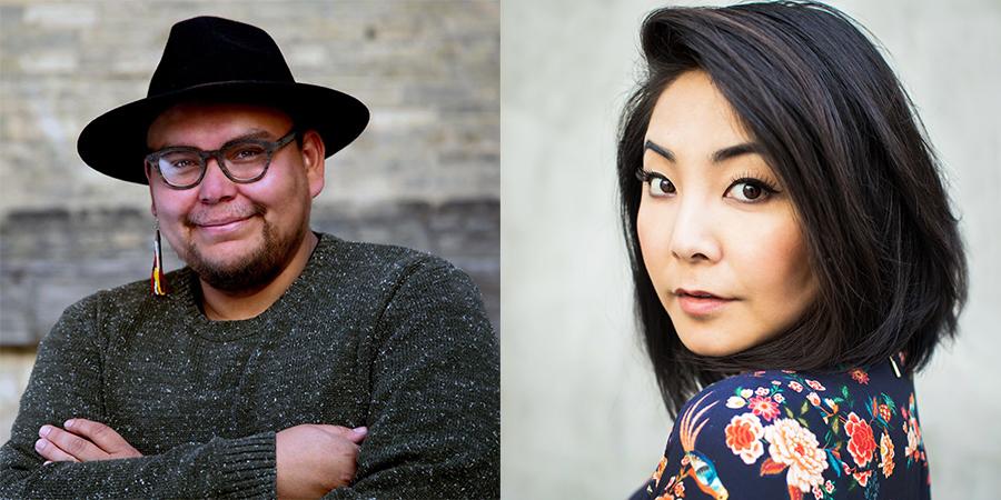 Ryan Cooper, Mayumi Yoshida / Link to 2021 WarnerMedia Access x Canadian Academy Writers Program