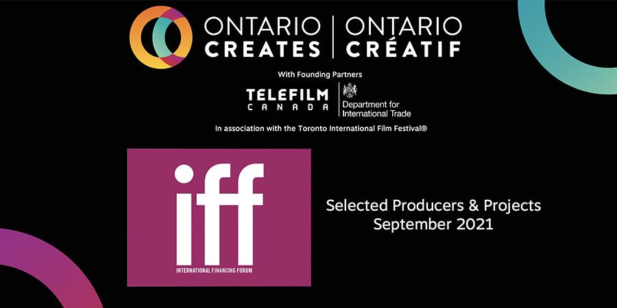 Ontario Creates IFF