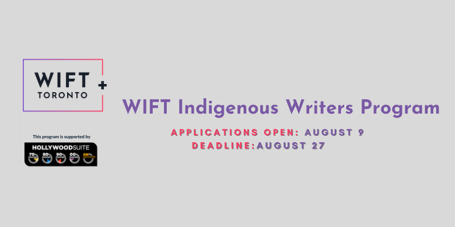 WIFT Indigenous Writers Program