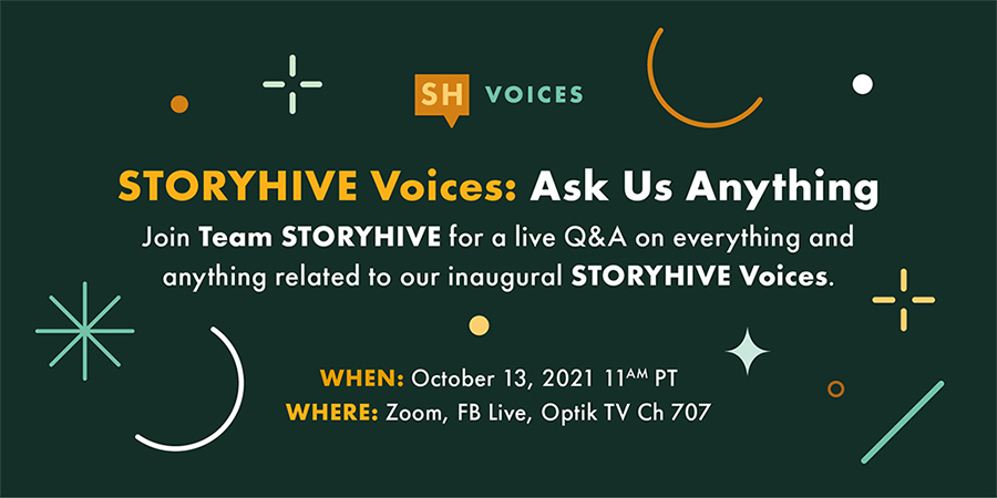 STORYHIVE Voices
